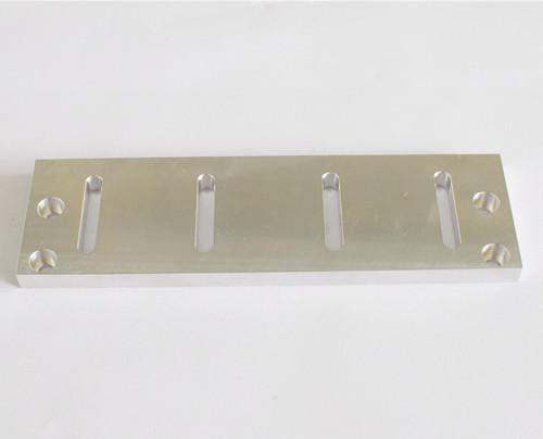 アルミ部品 精密機械加工 印刷機パーツ