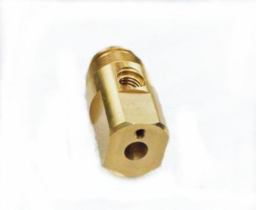 銅材 CNC精密機械加工部品
