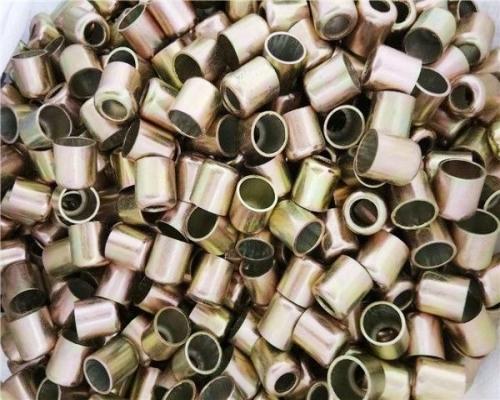 カラー亜鉛メッキ 精密機械加工