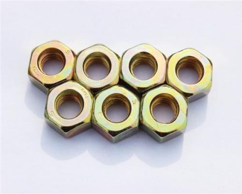 大連機械加工部品 亜鉛メッキ