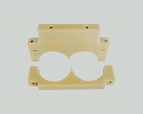 樹脂部品 精密機械加工