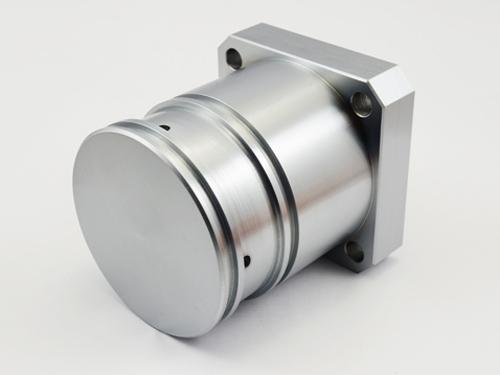 SCM435 浸炭焼入れ 精密機械加工